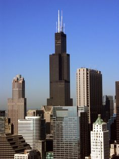 Torre Sears, Chicago.