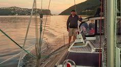 Knysna, Sailing, Ocean, Candle, The Ocean, Sea
