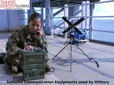 Satellite communication equipment's  are very useful in making an uninterrupted communication network in a remote area.