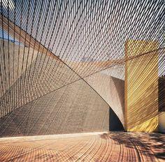 México DF: pabellón temporal para el Museo El Eco - Arquitectura Viva · Architecture magazines