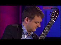 Goran Krivokapic - C.P.E. Bach - Sonata for Flute - YouTube