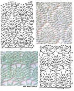 Fantasticos diseños  Todo el encanto del encaje y la belleza de los tejidos
