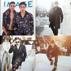 Image magazine thailand - Asian male model - fashion shooting