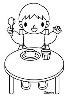 DIBUJITOS INFANTILES - Marilú San Juan Ibarra - Álbumes web de Picasa Colouring Pages, Coloring Sheets, Coloring Books, Christmas Drawing, Digi Stamps, Easy Drawings, Clipart, Baby Quilts, Embroidery Stitches