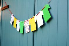 Handmade Tour de France Bunting 2015 by OldhausVintage on Etsy