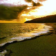 Sunset, Lyme Regis ♥️