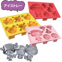 One Piece Ice Trays Keep Your Drinks Chilled and Awesome at the Same Time #icecubes #colddrinks trendhunter.com