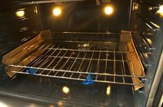 If your oven racks are rusty, you don't have to discard them. You can remove the rust safely yourself rather than wasting money on new ones. When oven racks are continuously exposed to liquid and ...