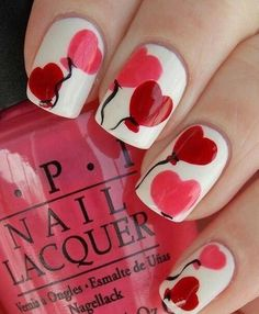 <3 Nail art - Just the picture - NO TUTORIAL - Sure is pretty!