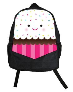 Cupcake backpack!