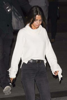 Selena Gomez Night Out In Los Angeles