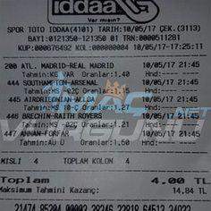 10 Mayıs 2017 Tutan Maçlar: macvurgunu.net - #iddaa #maç #tahmin #analiz #banko #sürpriz #kupon #bahis #trabzon #tuttur #macvurgunu