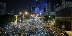 Demonstrators an ultimatum, Hong Kong does not have to swing