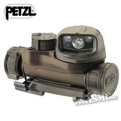 Stirnlampe Petzl Strix IR camouflage  Die STRIX IR von Petzl ist eine moderne Stirnlampe mit mehreren ... Klicken für mehr Informationen