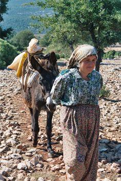 Farmer in Turkey