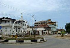 Tanga, Tanzania, town centre