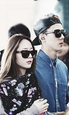 sehun and krystal dating