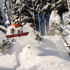 Matty killing it at @fwapowder #catskiing  Patrick Belisle #snowboarding #backcountry #fernie #bc #canada