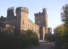 Dobroyd Castle, Todmorden, West Yorkshire
