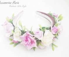 See what Accessories Maria (HMWithStyle) found on We Heart It, your everyday app to get lost in what you love. Handmade Accessories, Lost, Crown, App, Facebook, Flowers, Corona, Apps, Royal Icing Flowers