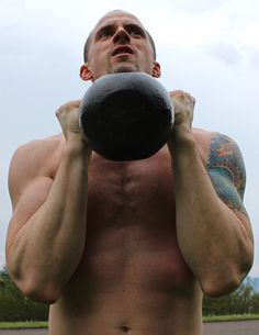 TONS of AMAZING kettlebell exercises, complex and core kettlebell workouts (and videos of each)!!!