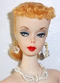 #1 Blonde Ponytail Barbie Wish List!!!