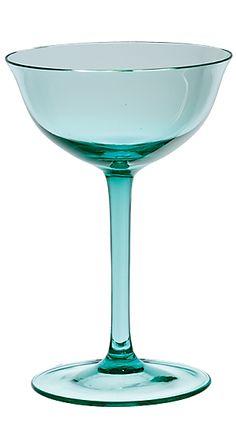 Sutnar Ladislav 1897–1976, Družstevní práce, Krásná jizba  Sklenice na víno Čechy, návrh L. Sutnar pro Krásnou jizbu kolem r. 1930, čiré, jasně zeleně tónované tenkostěnné sklo, výška 12 cm Bohemia Glass, Wine Glass, Ceramics, Tableware, Ceramica, Pottery, Dinnerware, Tablewares, Ceramic Art