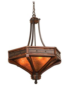 Aspen 28 Inch Pendant Ceiling Light (Iron Ring) Rustic/Lodge Style in Natural Lantern Chandelier, Chandelier Shades, Lantern Pendant, Chandelier Lighting, Light Pendant, Rustic Lighting, Iron Ring, Lodge Style, Globe Pendant
