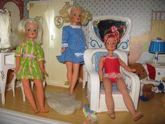 Sindy Trendy Girls by machigo, via Flickr