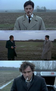 Corey and Vogel meet in Le Cercle Rouge
