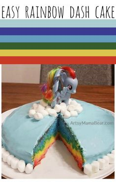 50 Best Cake Images My Little Pony Birthday Party Birthday Party