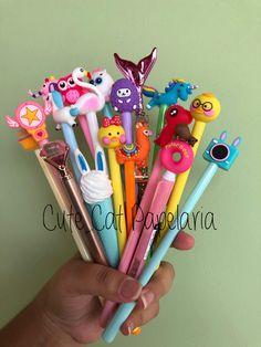 Stationary Store, Stationary School, Cute Stationary, School Stationery, Kawaii Stationery, Stationery Items, School Suplies, Study Room Decor, Cute Pens