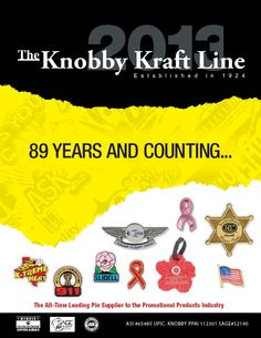 2013 Full Line Catalog from Knobby Krafters
