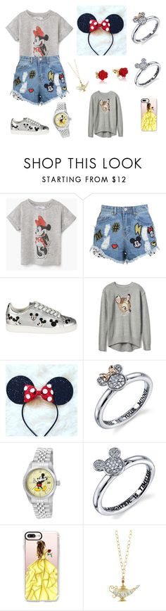 """Disney"" by brionneywilliamson ❤ liked on Polyvore featuring Disney Stars Studios, MOA Master of Arts, Disney, Invicta, Casetify and Cathy Waterman"
