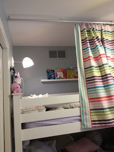 Childrens bed tent