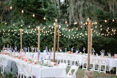 Idéias de iluminação casamento