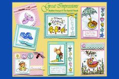 Great Impressions Stamps - May 2012 Stamp of the Month