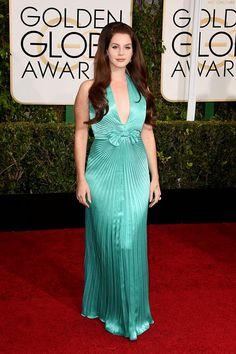 La pasada noche del domingo 11 de enero, se celebró en Los Angeles la 72 edición de los Premios Globos de Oro en el Hotel Beverly Hilton. Repasemos los galardonados y la Alfombra Roja.