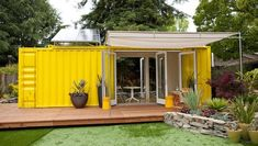 container house | Cargotecture: Sunset's shipping (container) news | MNN - Mother Nature ...