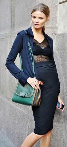 Navy, Black + Teal accents.