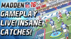 Check out this gameplay! #madden16 #keepingyouinformed #bestmobilegametruck  http://nolagamesonwheels.com/