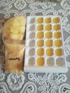 Olcsón lehet citromot venni! Tedd el télre és friss és aromás marad! Canning Pickles, Homemade Candies, Candy Recipes, Tropical, Preserves, Liquor, Bubbles, Tasty, Food