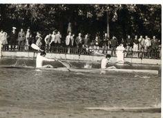 Parque de El Retiro 1973