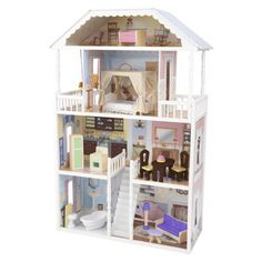 Kidkraft Savannah Dollhouse Play Set