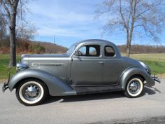 1935 Plymouth PJ Coupe