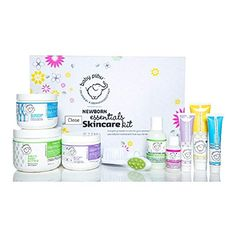 cd92a354078 Newborn Essentials Skincare Kit - The ultimate baby shower gift for any new  parent