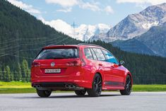 Snelle kerst: sterkste Volkswagen Golf R360S alleen voor Zwitserland