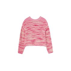 VOGUE FASHION ITEM SEARCH ❤ liked on Polyvore featuring tops, sweaters, akane utsunomiya, shirts, pink shirts, pink top and shirt top