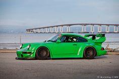 """""""Pandora One"""" RAUH Welt-BEGRIFF (RWB) Porsche"""