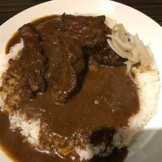 カレーハウス 横浜ボンベイ 高田馬場店 - ビーフカレー - Foodspotting